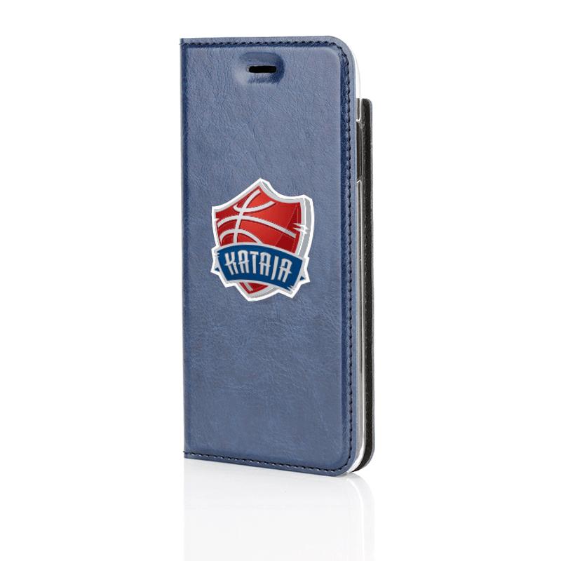 Kataja Basket, Sininen Book Case edestä kuvattuna